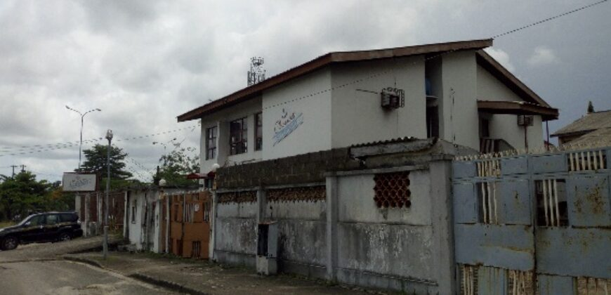 DETACHED HOUSE AT ROAD 203, 4TH AVENUE, FESTAC TOWN, LAGOS