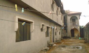 BLOCK OF 4 NOS 2BEDROOM FLAT, 2NOS 3BEDROOM FLAT, WITH VACANT PLOT AT WESTWOOD ESTATE, BADORE