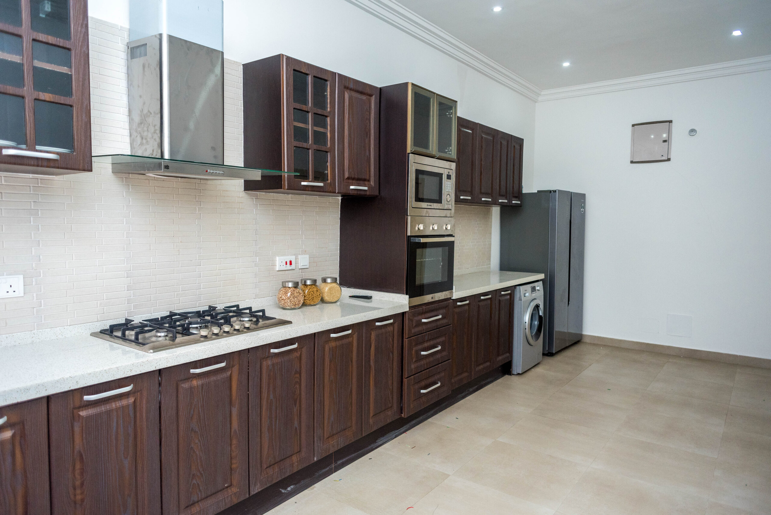 3‌ ‌Nos‌ ‌4-bedroom‌ ‌Serviced‌ ‌Terrace‌ ‌house‌ ‌Domestic‌ ‌Quarters