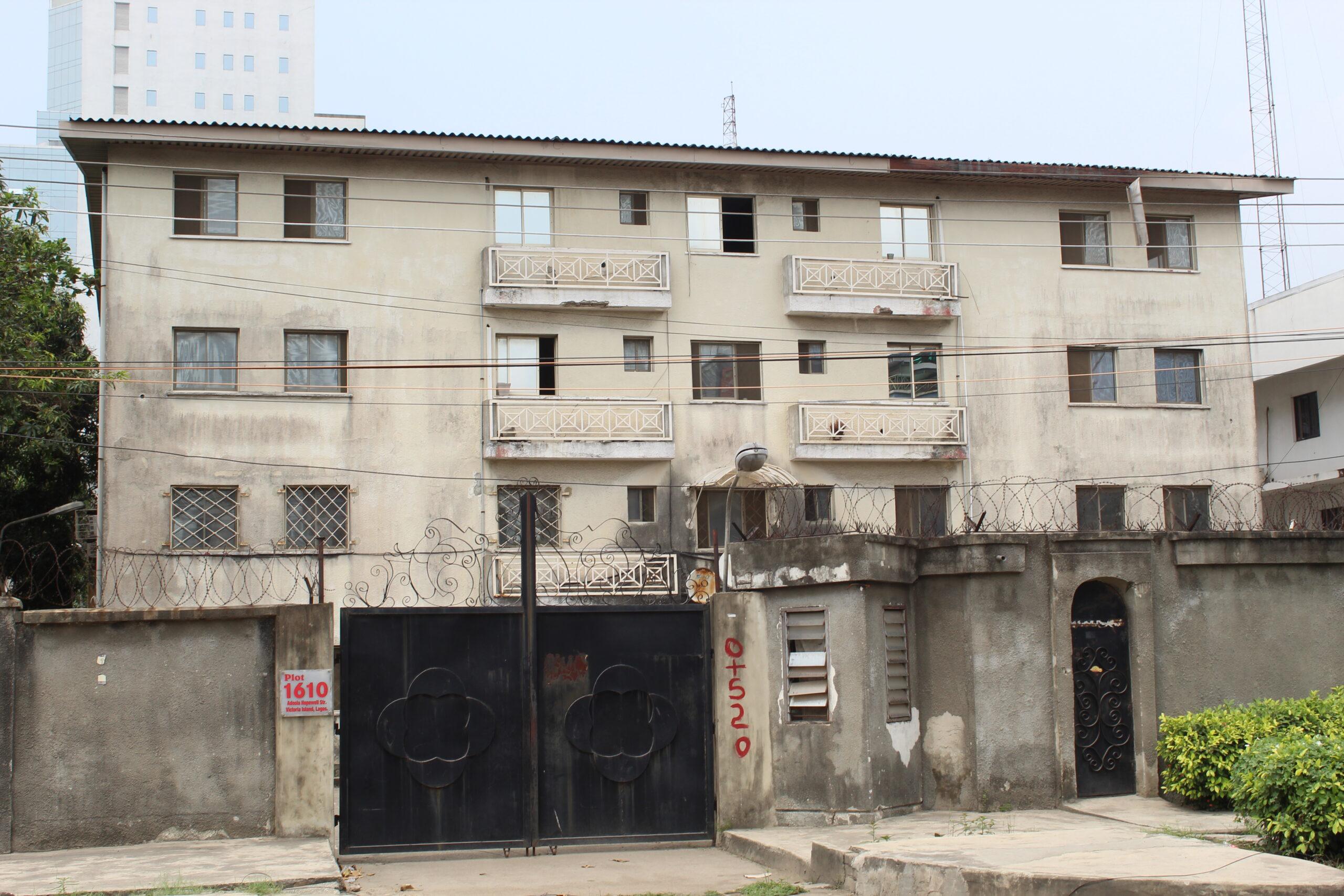 Block of 8 units of 3-bedroom Flats at Victoria Island