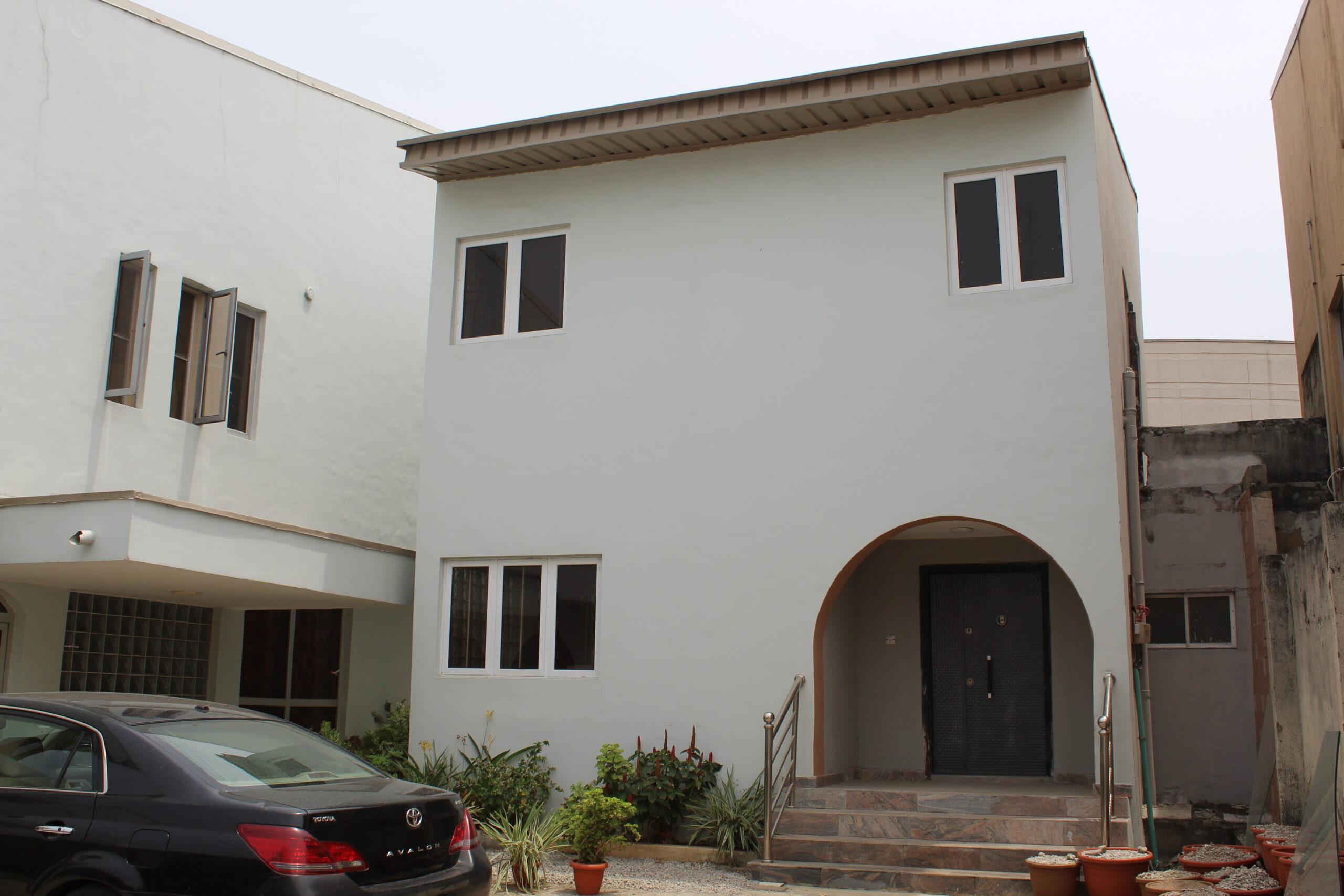 New 3-Bedroom Detached house at Ajose Adeogun, Victoria Island