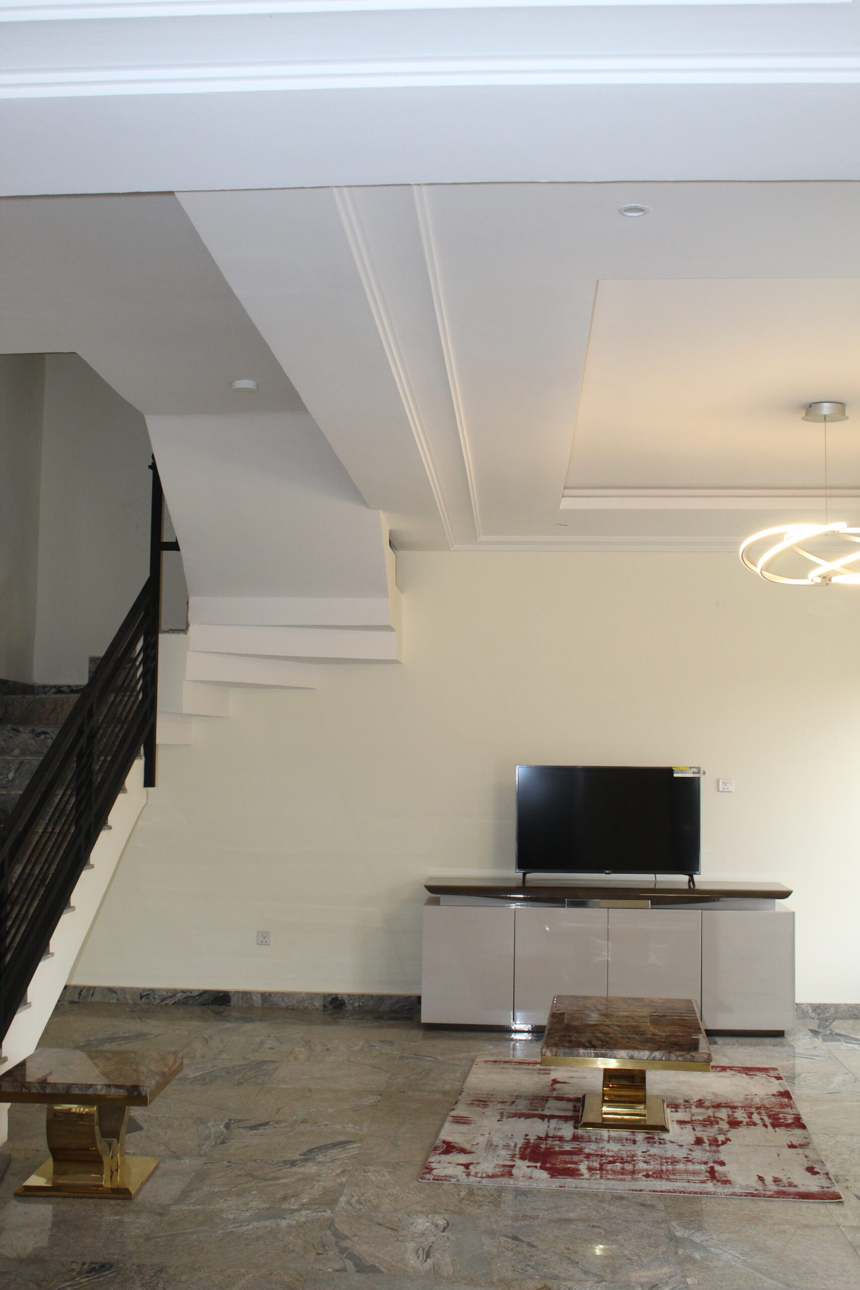 Brand New 5-bedroom Duplex with Domestic Quarters