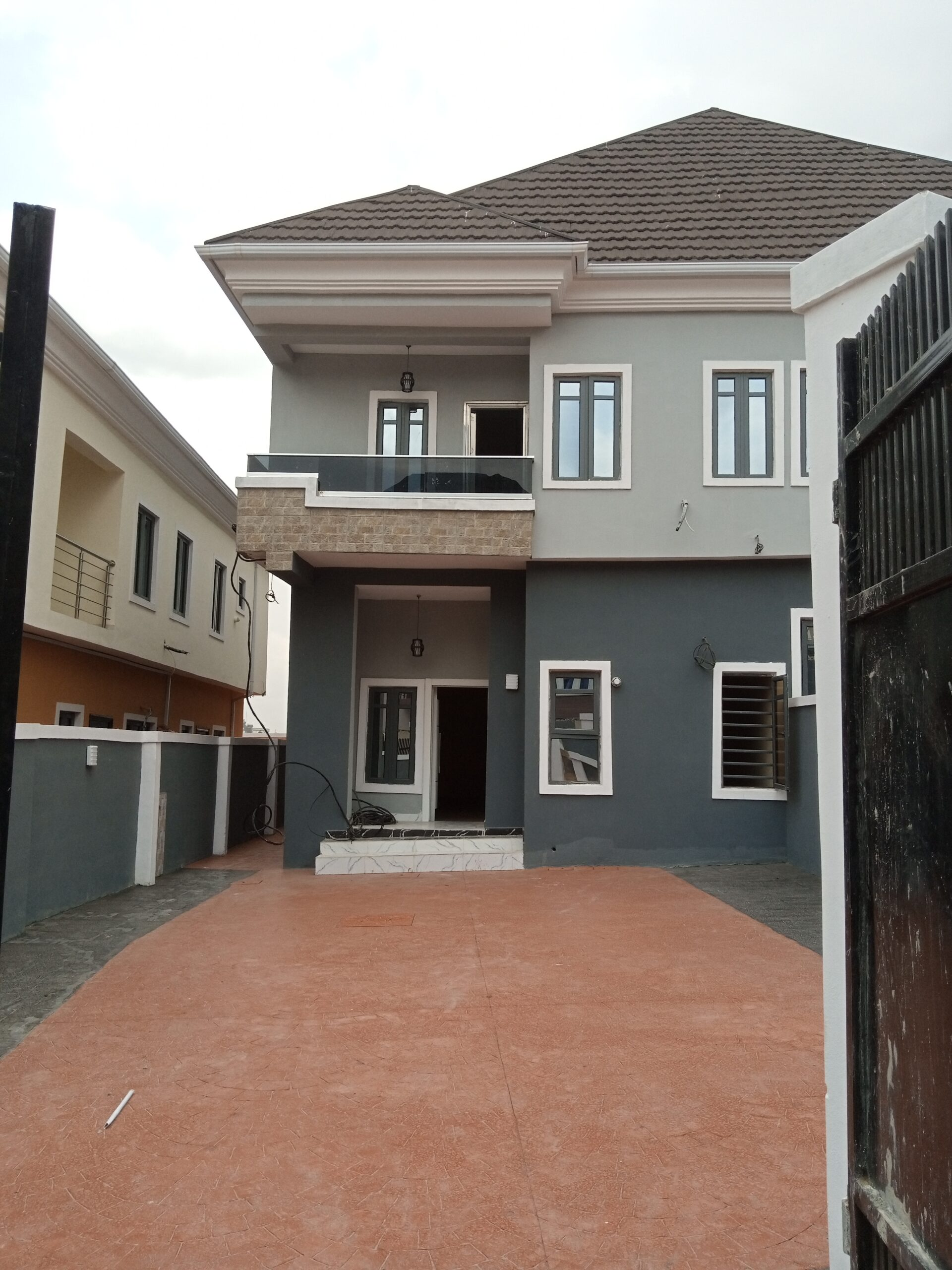 Brand‌ ‌New‌ ‌4-Bedroom‌ ‌Duplex‌ ‌with‌ ‌Domestic‌ ‌Quarters‌