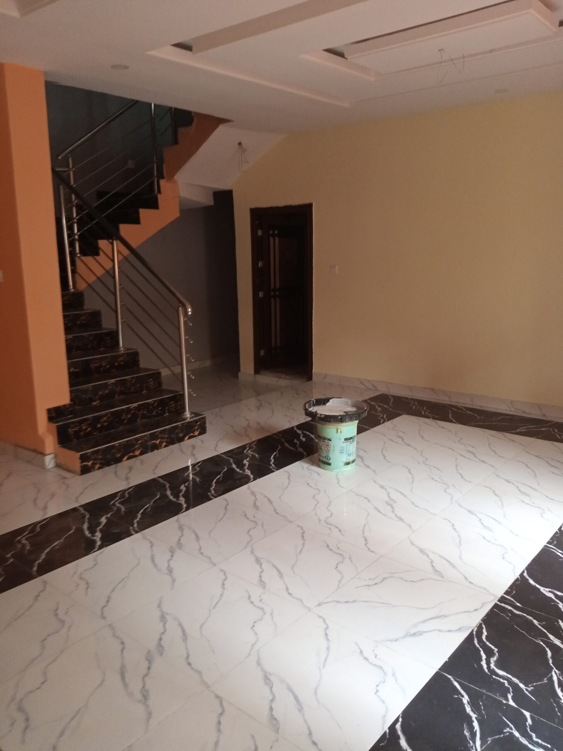 Brand New 4 Nos 4-Bedroom Duplex with Domestic Quarters