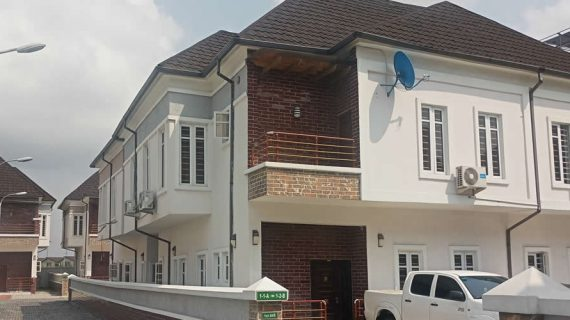 Brand‌ ‌New‌ ‌5-bedroom‌ ‌Duplexes‌ ‌with‌ ‌Domestic‌ ‌Quarters