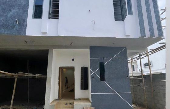 3-Bedroom Terrace with Domestic Quarters