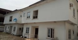 3 Units of 4-Bedroom Detached House with Domestic Quarters
