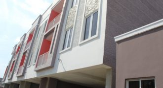 2 Units of 4-Bedroom Terraces with Domestic Quarters
