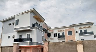 18 Units Of Newly Built & Tastefully Finished 3 Bedrooms With Domestic Quarters
