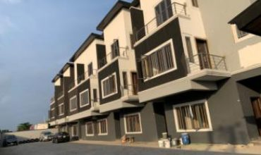 Newly Built 4 Bedroom Terrace Duplex With Domestic Quarters In Ogudu GRA Phase 2